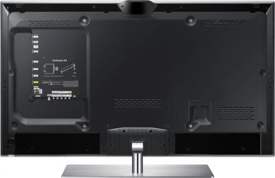 Телевизор Samsung UE46F7000AT - вид сзади