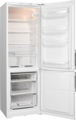 Холодильник с морозильником Indesit BIAA 18 H - внутренний вид