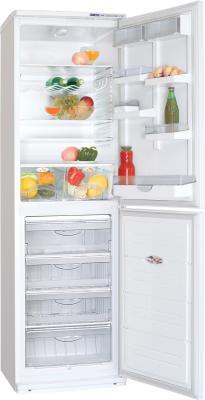 Холодильник с морозильником ATLANT ХМ 6025-180 - внутренний вид