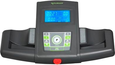 Электрическая беговая дорожка Dinamast DT-9087HP - дисплей