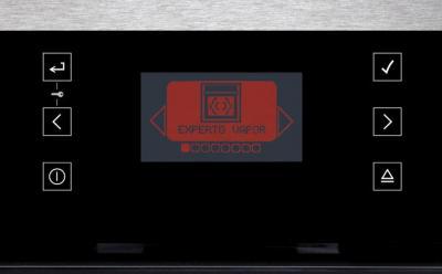 Электрический духовой шкаф Fagor 6H-876ATCX - панель управления
