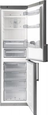 Холодильник с морозильником Fagor FFK6945X - общий вид