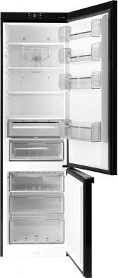 Холодильник с морозильником Fagor FFJ6825N - внутрений вид