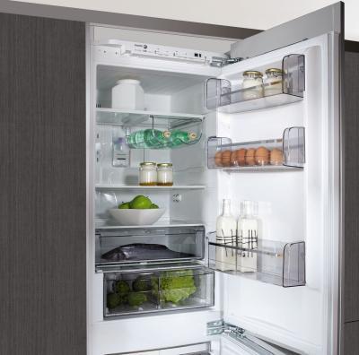 Холодильник с морозильником Fagor FIM6825 - общий вид
