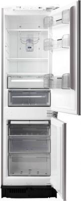 Холодильник с морозильником Fagor FIM6825 - внутренний вид