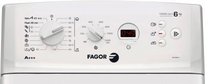 Стиральная машина Fagor FET-6312 - панель управления