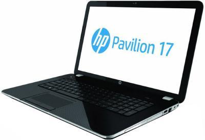 Ноутбук HP Pavilion 17-e078sr (E3Z62EA) - общий вид