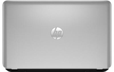Ноутбук HP Pavilion 17-e078sr (E3Z62EA) - вид сзади