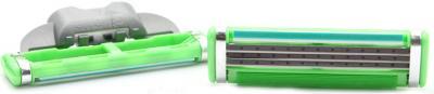Сменные кассеты Gillette Mach3 Sensitive (2шт) - общий вид