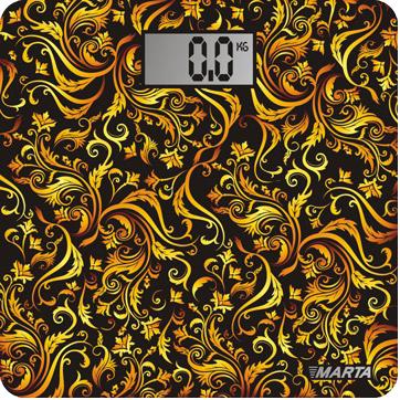 Напольные весы электронные Marta MT-1665 (Gold) - общий вид