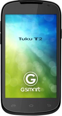 Смартфон Gigabyte GSmart Tuku T2 (Black-White) - общий вид
