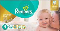 Подгузники Pampers Premium Care 4 Maxi Mega Pack (104шт) -