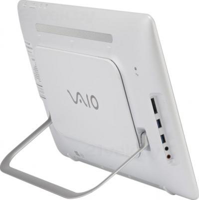Моноблок Sony Vaio SVJ2021VFLSAI - вид сзади