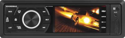 Бездисковая автомагнитола SoundMax SM-CCR3082M - общий вид