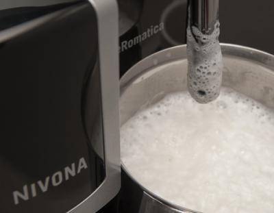 Кофемашина Nivona CafeRomatica 626 (NICR626) - капучинатор