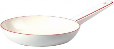 Сковорода TVS S.P.A. Ho Ceramic 1310701 (White) - общий вид