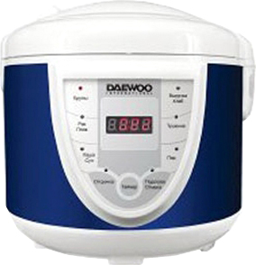 Мультиварка Daewoo DMC-935 (синий) - общий вид