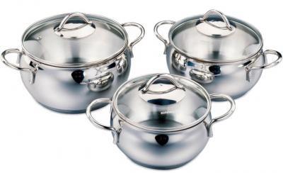 Набор кухонной посуды Korkmaz Tombik A1801 - общий вид