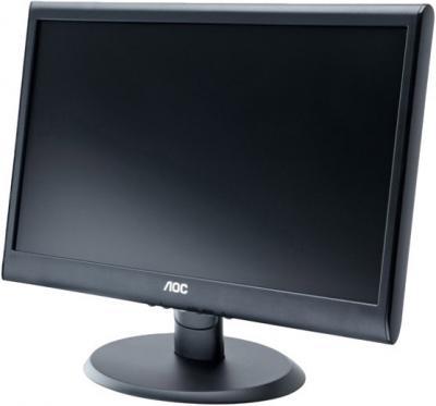 Монитор AOC E2050SWDA - общий вид
