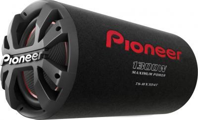 Корпусной пассивный сабвуфер Pioneer TS-WX304T - вид сбоку