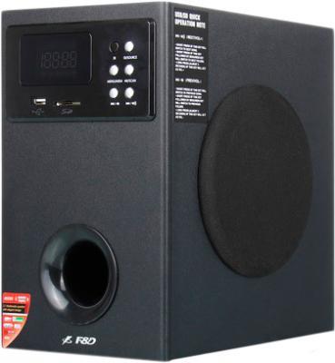 Мультимедиа акустика FnD A555U (черный) - сабвуфер