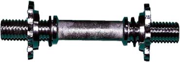 Гриф для гантели NoBrand 16120 (25мм) - общий вид