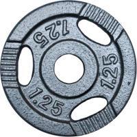 Диск для штанги NoBrand K3-1,25kg (окрашенный) -