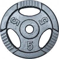 Диск для штанги NoBrand K3-5kg (окрашенный) -