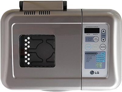 Хлебопечка LG HB-1003CJ - вид сверху