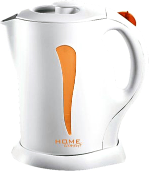 Электрочайник Home Element HE-KT101 (White-Orange) - общий вид