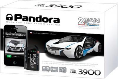 Автосигнализация Pandora DXL 3900 - коробка