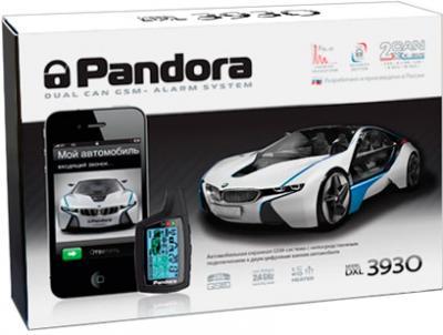 Автосигнализация Pandora DXL 3930 - коробка