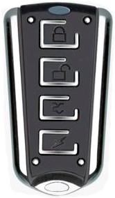 Автосигнализация FlashPoint S1 - брелок с односторонней связью