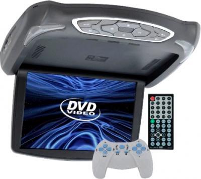 Потолочный монитор Intro JS-1310 DVD - общий вид