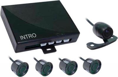 Парковочный радар Intro PT-04B - комплект