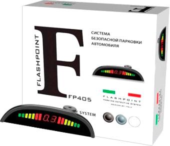 Парковочный радар FlashPoint FP405 - коробка