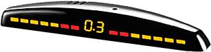 Парковочный радар FlashPoint FP400M - общий вид