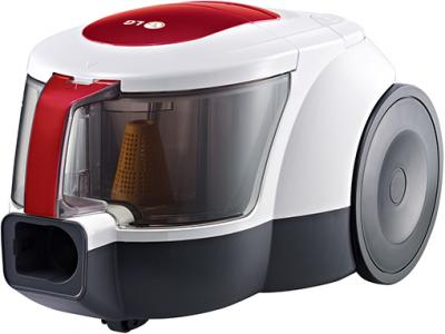 Пылесос LG VK70502N - вид сбоку