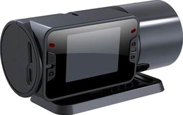 Автомобильный видеорегистратор Intro VR-219 - общий вид