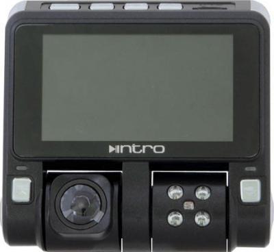 Автомобильный видеорегистратор Intro VR-475 - дисплей