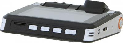 Автомобильный видеорегистратор Intro VR-475 - вид сбоку