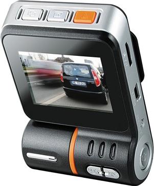 Автомобильный видеорегистратор Intro VR-908 - дисплей