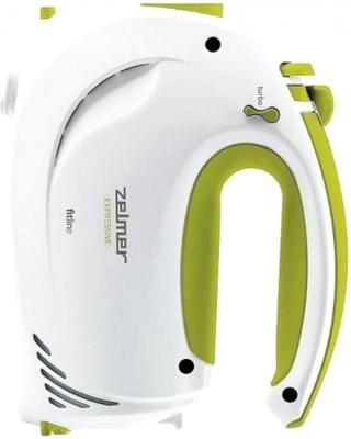 Миксер ручной Zelmer 481.4 (White-Green) - общий вид