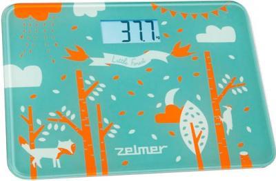 Напольные весы электронные Zelmer BS1500 (Green) - общий вид