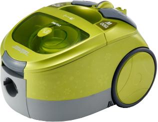 Пылесос Zelmer VC1400.0 SK (Green) - общий вид