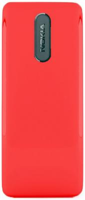 Мобильный телефон Nokia 107 Dual (Red) - задняя панель