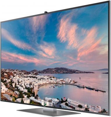 Телевизор Samsung UE65F9000ATXRU - полубоком