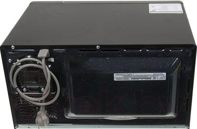 Микроволновая печь Samsung MS23F302TAK - вид сзади