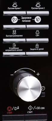 Микроволновая печь Samsung MS23F302TAK - панель 2