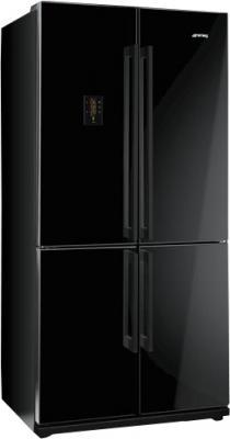 Холодильник с морозильником Smeg FQ60NPE - общий вид